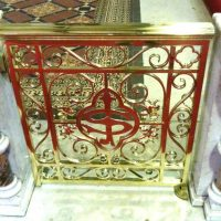 Church-brass-polishing
